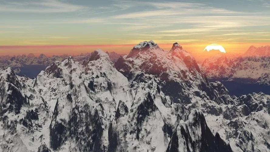6 Tempat Di Pegunungan Himalaya Yang Menyimpan Banyak Misteri