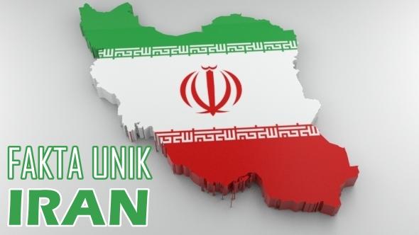 7 Fakta Unik Negara Iran