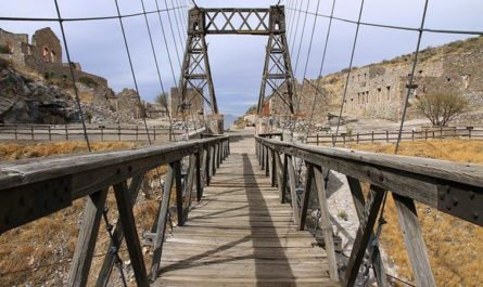 7 Jembatan Penguji Adrenalin Dari Seluruh Dunia