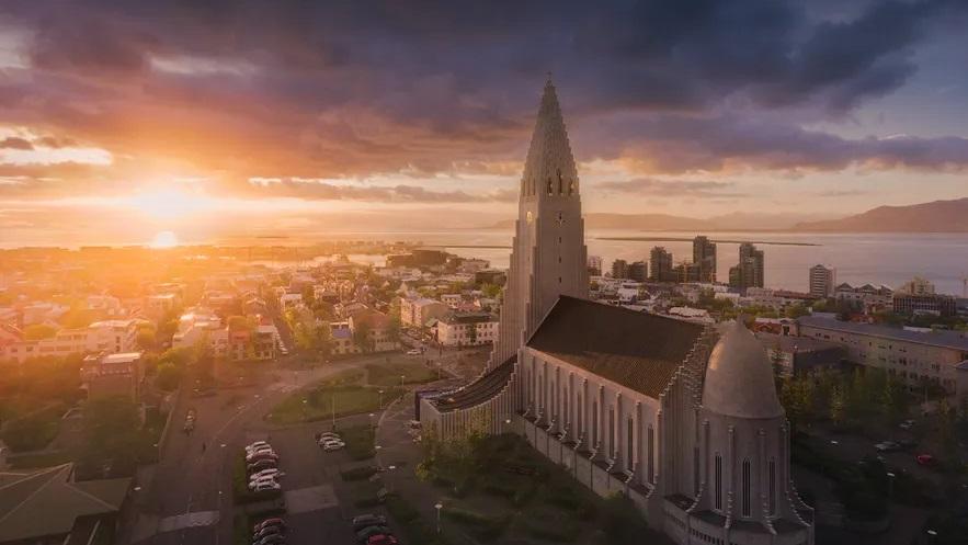 7 Kota Di Dunia Yang Mengalami Midnight Sun