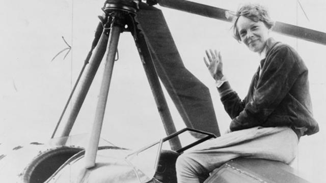 Takdir dari Amelia Earhart