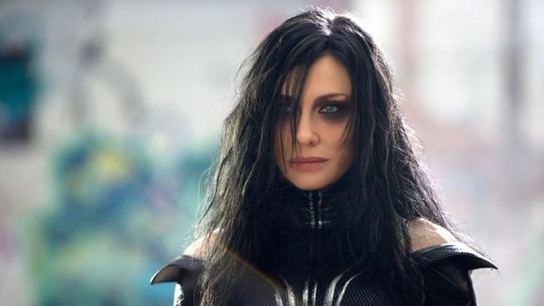Cate Blanchett (Hela – Thor: Ragnarok (2017))