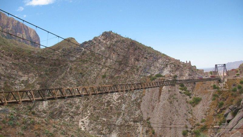 El Puente de Ojuela