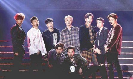 Fakta Unik Boyband K-Pop EXO