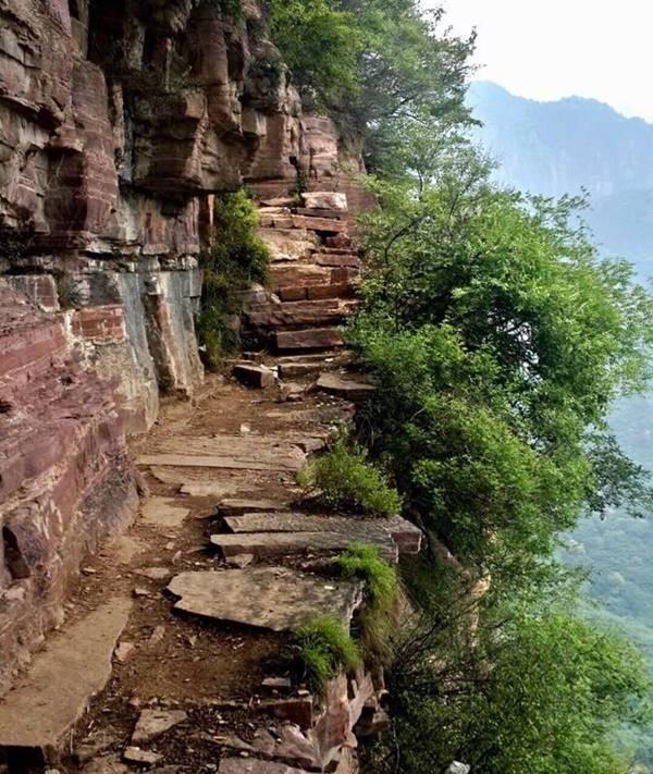 Guoliang Stairs, China