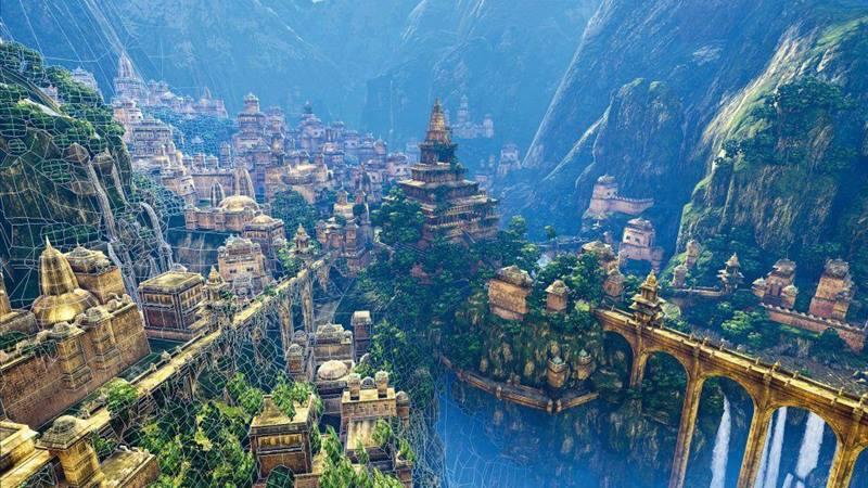 Kota makhluk abadi bernama Gyanganj