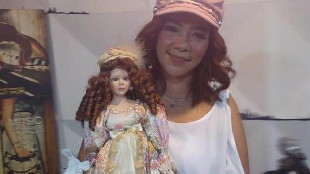 Helen, boneka misterius milik Furi Harun