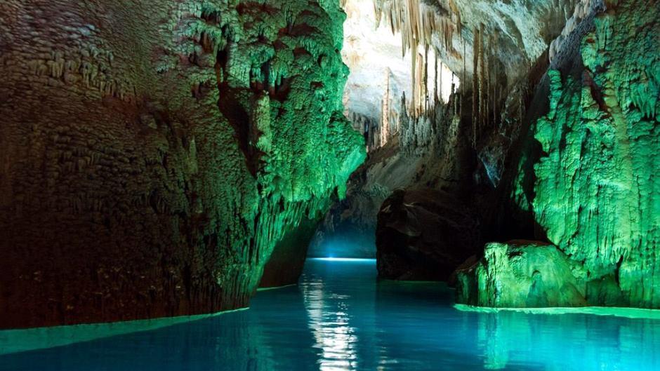 Gua Jeita Grotto, Lebanon