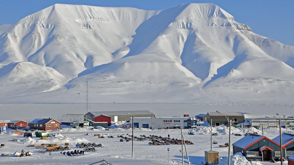 Longyearbyen Svalbard, kota yang penduduknya dilarang mati