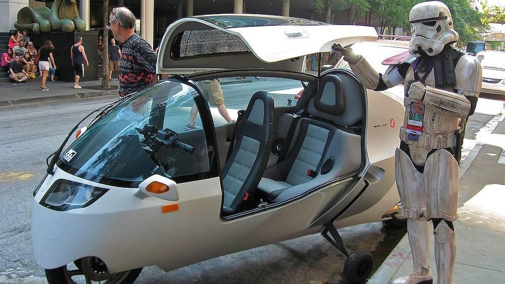 MonoTracer, sepeda motor idaman