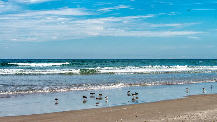 New Smyrna Beach, Florida, Amerika