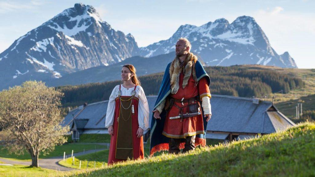 Film Frozen kental dengan budaya Norwegia