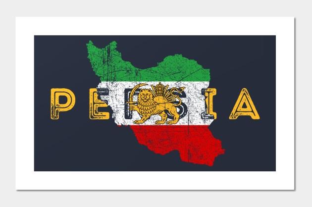 Iran si jantung Persia