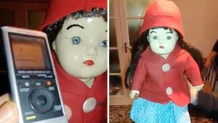 Boneka Scarlet berusia 100 tahun