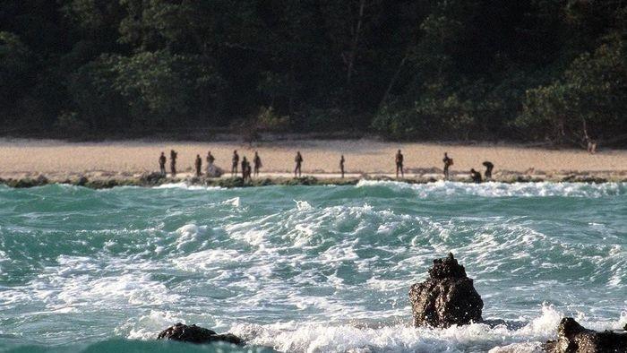 Pulau Sentinel Utara