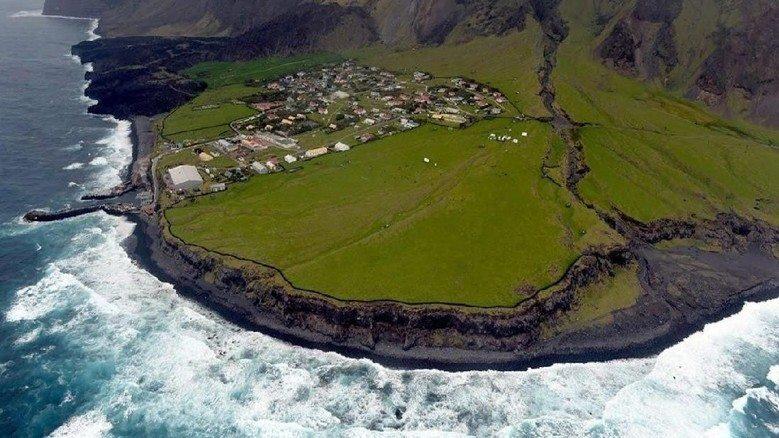 Tristan da Cunha, pulau terisolir di dunia