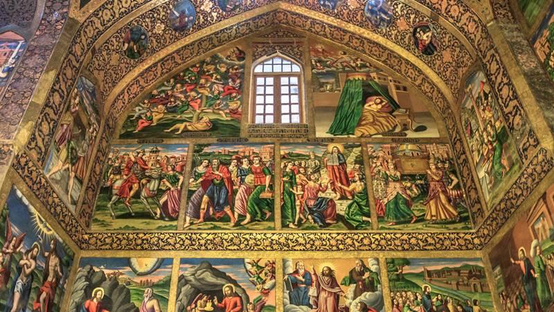 Katedral Vank, Isfahan