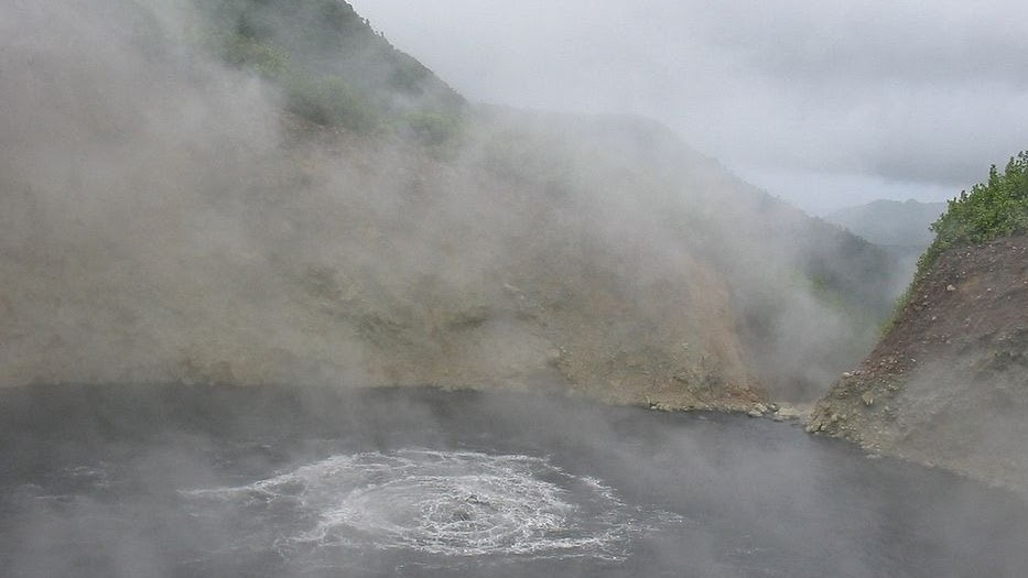Boiling Lake, Dominika