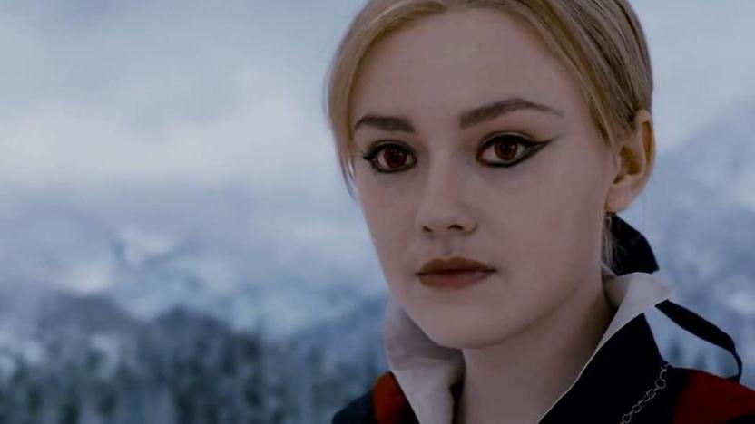 Dakota Fanning (Jane – Twilight Saga (2008-2012))