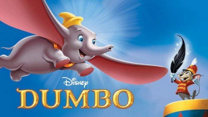 Dumbo, gajah yang tersiksa sepanjang hidup
