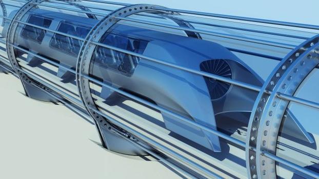 Kapsul supercepat bernama Hyperloop