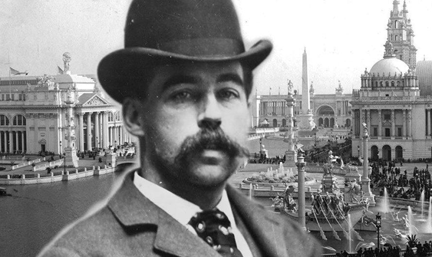 H. H. Holmes, Pembunuh Berantai Pertama Di Amerika Serikat